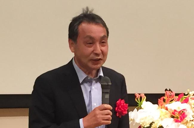 大阪商業大学 教授 加藤司様 ご挨拶