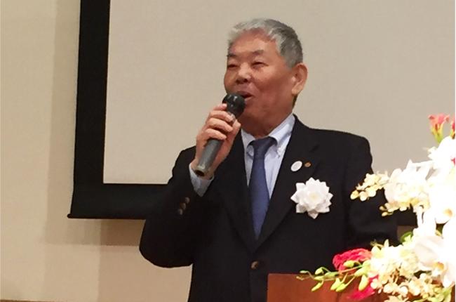 布施商店街事業協同組合 理事長 平井良彦 挨拶